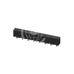 5.08mm Female Header Thru-Hole Type Single Row