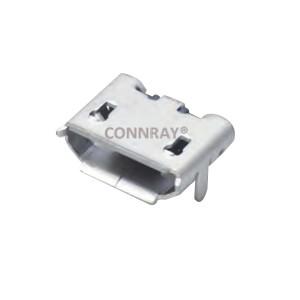 Bottom Mount SMT Micro USB 5PIN