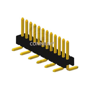 Single Row SMT Type Straight 1.27mm Pitch PIN Header
