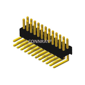 Dual Row SMT Type 1.27mm PIN Header