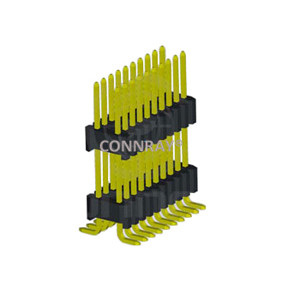 SMT Type Stack PIN Header 1.27mm Pitch 1.27*2.54