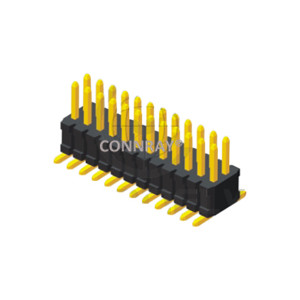 Dual Row Vertical Mount SMT Pitch 1.27mm PIN Header