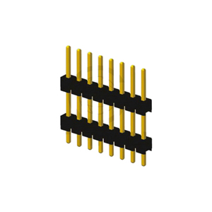 Single Row V/T Type Board Spacer Pin Header 2.54mm