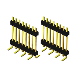 Single Row SMT Type Pitch 2.54mm Board Spacers Pin Header
