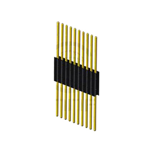 Single Row V/T Type Straight 2.54mm Pitch PIN Header